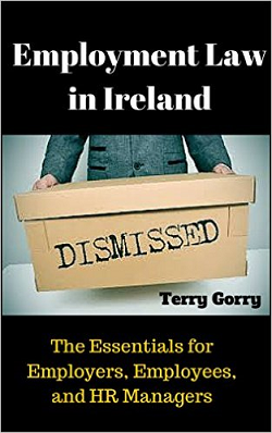 employment law in ireland-paperback