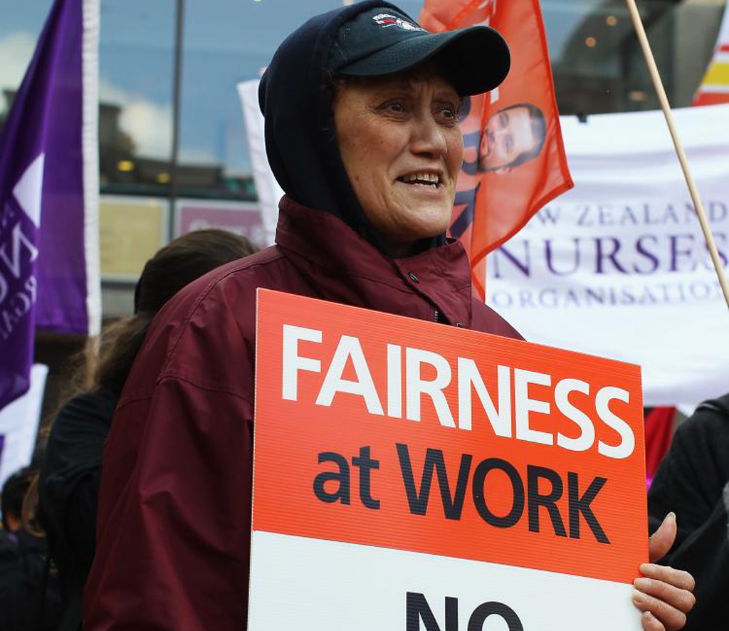 fairness at work