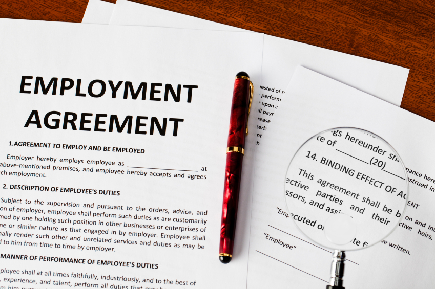 How To Draft An Employment Contract Express Terms That Should Be