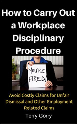 how to carry out disciplinary procedure