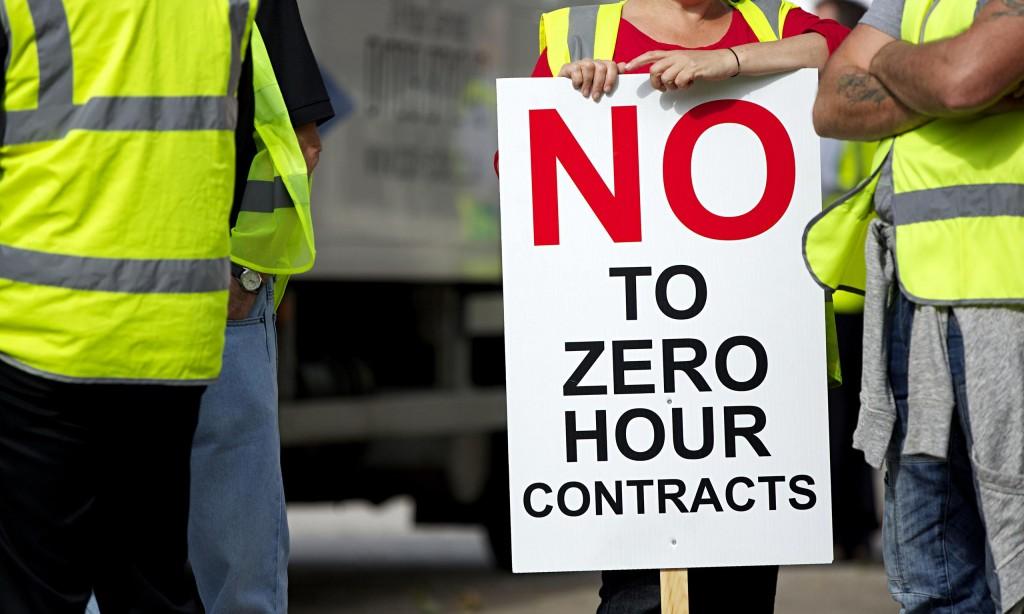 zero hours contracts