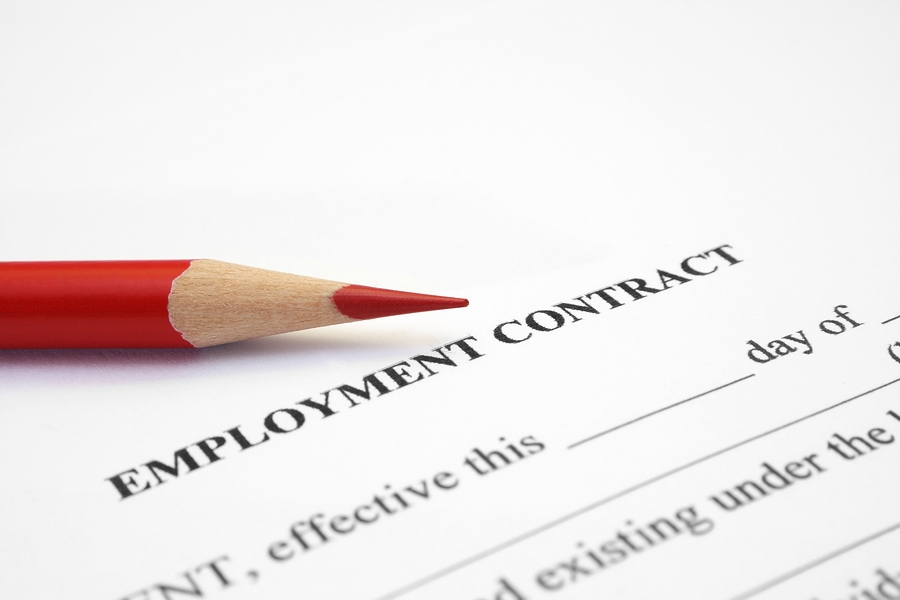 implied term employment contract