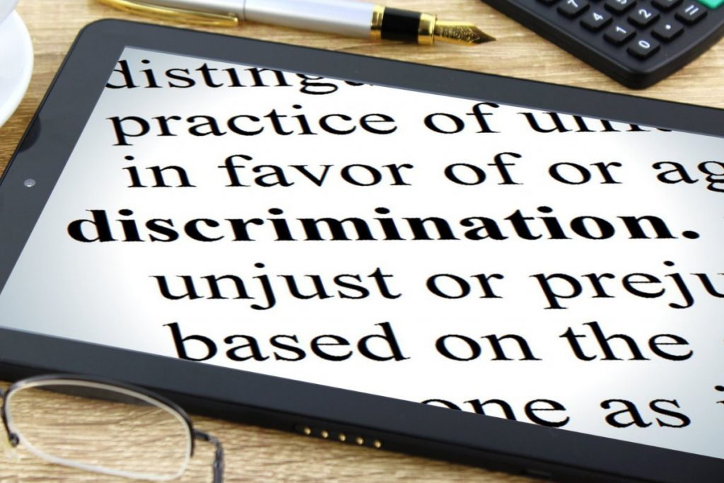 discriminatory dismissal