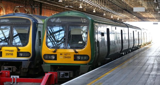 irish rail v barry mckelvey